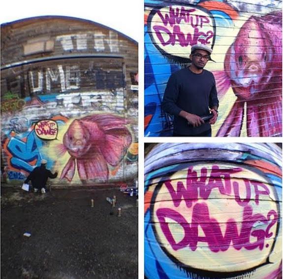 Jay Graffiti bangnbrush