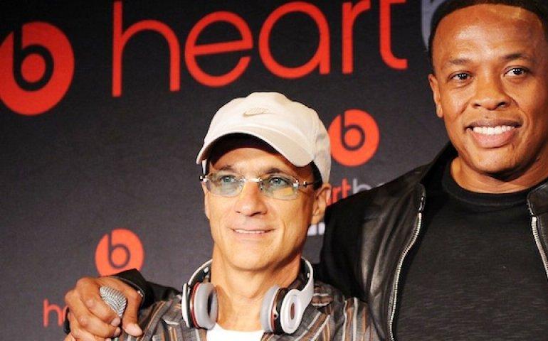 Dr Dre & Jimmy Lovine